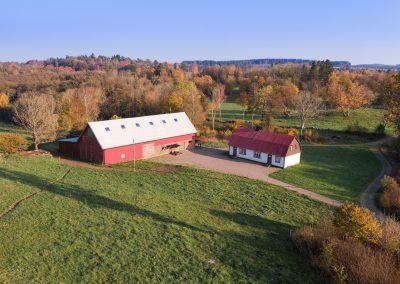 Truedsfällan 268 – Hallandsåsen Skogsgård 63 ha